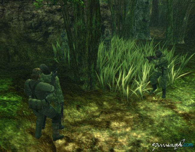 Metal Gear Solid 3: Snake Eater  Archiv - Screenshots - Bild 59