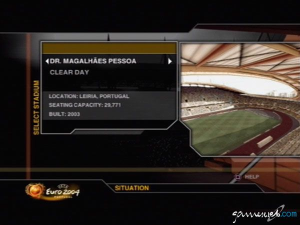 UEFA EURO 2004 - Screenshots - Bild 2