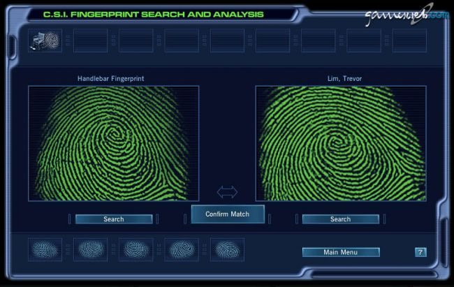 CSI: Dark Motives  Archiv - Screenshots - Bild 5