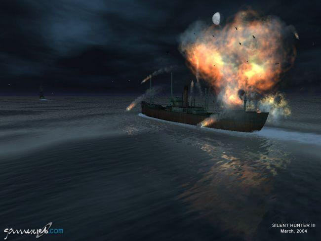 Silent Hunter 3  Archiv - Screenshots - Bild 55