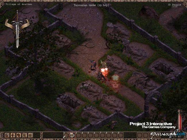 Kult: Heretic Kingdoms  Archiv - Screenshots - Bild 16