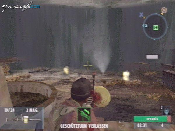 SOCOM 2: U.S. Navy Seals - Screenshots - Bild 11