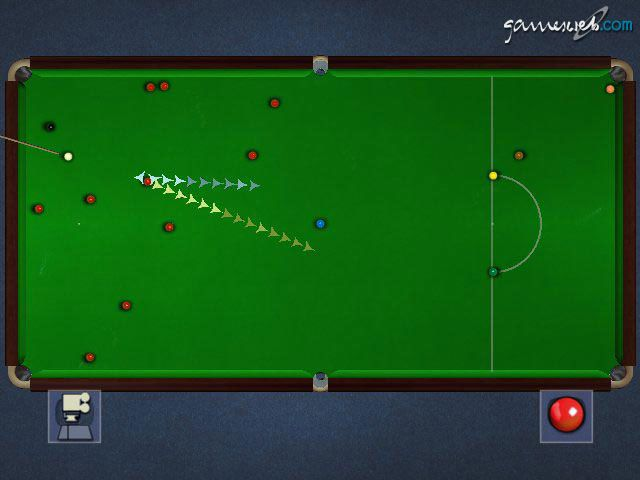 World Championship Snooker 2004  Archiv - Screenshots - Bild 3