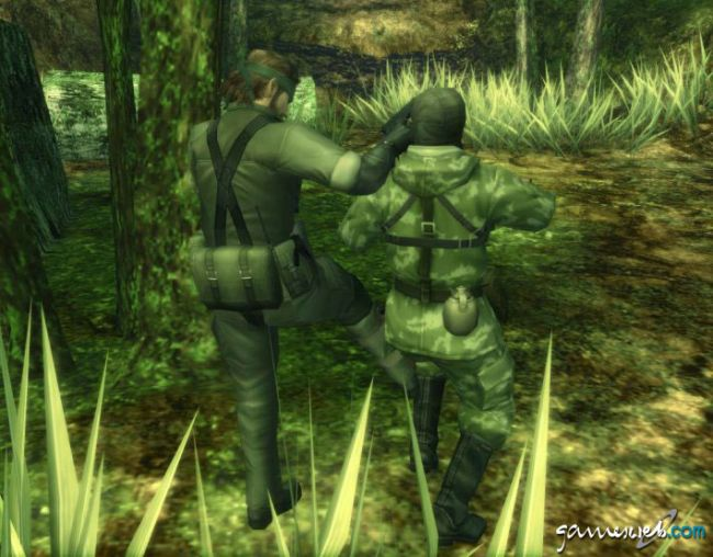 Metal Gear Solid 3: Snake Eater  Archiv - Screenshots - Bild 69