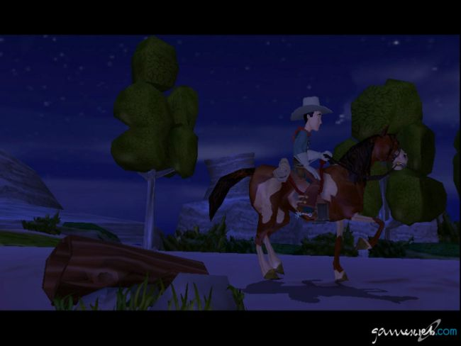 The Westerner - Screenshots - Bild 2