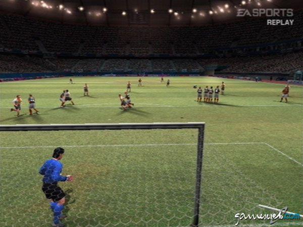 UEFA EURO 2004 - Screenshots - Bild 11