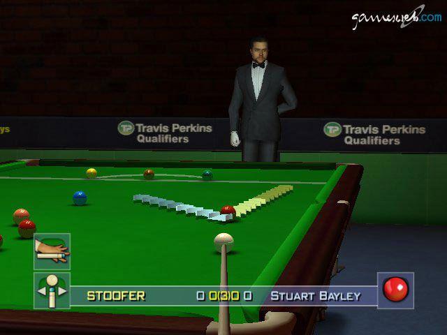 World Championship Snooker 2004  Archiv - Screenshots - Bild 6