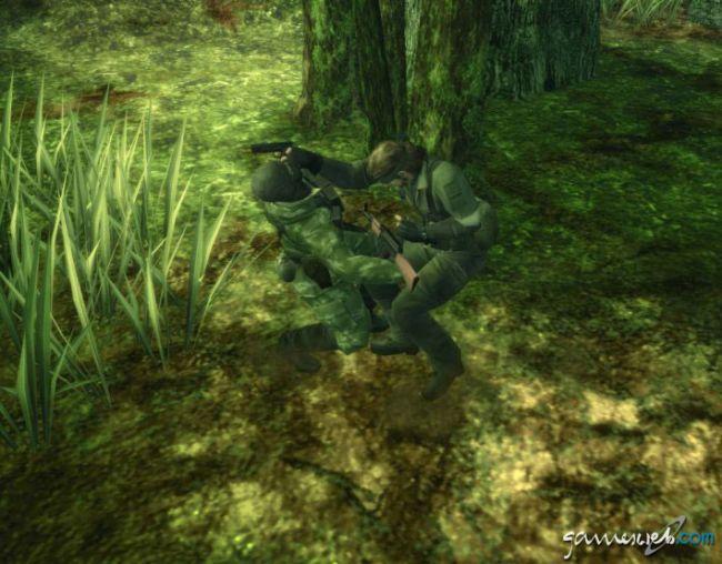 Metal Gear Solid 3: Snake Eater  Archiv - Screenshots - Bild 53