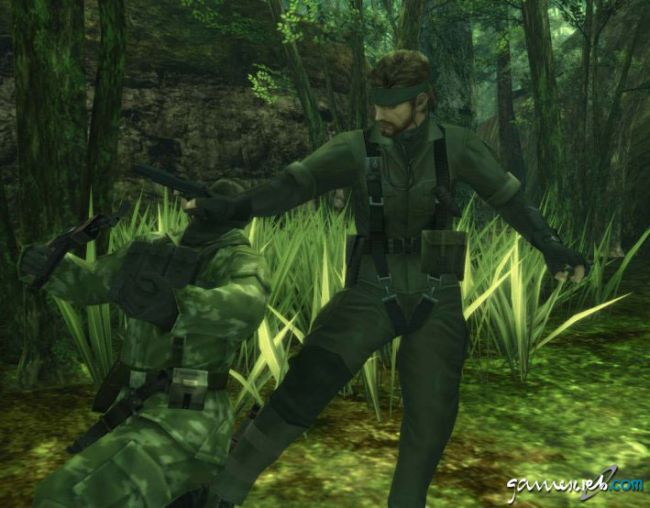 Metal Gear Solid 3: Snake Eater  Archiv - Screenshots - Bild 63