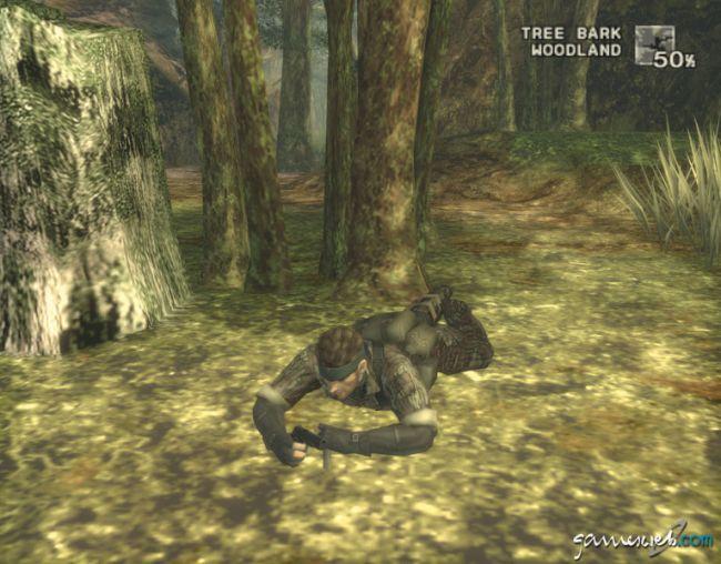 Metal Gear Solid 3: Snake Eater  Archiv - Screenshots - Bild 76