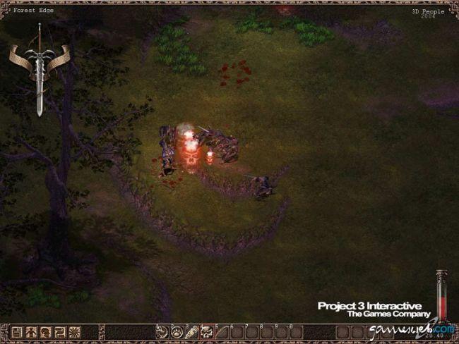 Kult: Heretic Kingdoms  Archiv - Screenshots - Bild 10