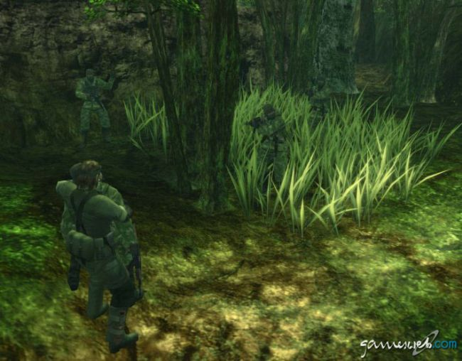 Metal Gear Solid 3: Snake Eater  Archiv - Screenshots - Bild 57