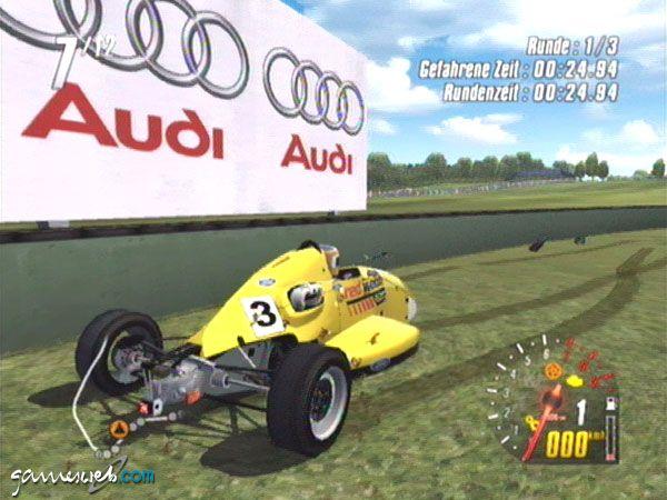 DTM Race Driver 2 - Screenshots - Bild 11