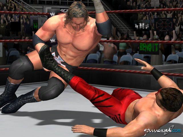 WWE Day of Reckoning  Archiv - Screenshots - Bild 9