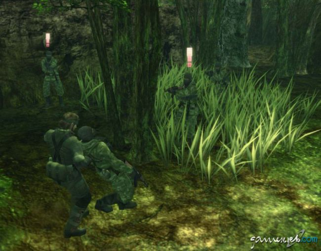 Metal Gear Solid 3: Snake Eater  Archiv - Screenshots - Bild 56