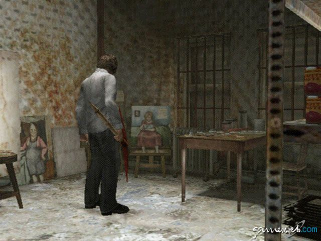 Silent Hill 4: The Room  Archiv - Screenshots - Bild 37
