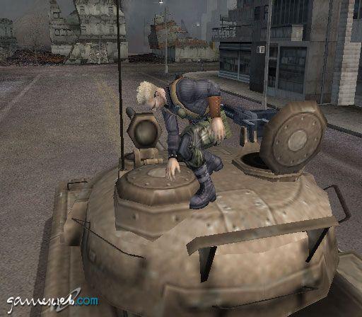Mercenaries  Archiv - Screenshots - Bild 17