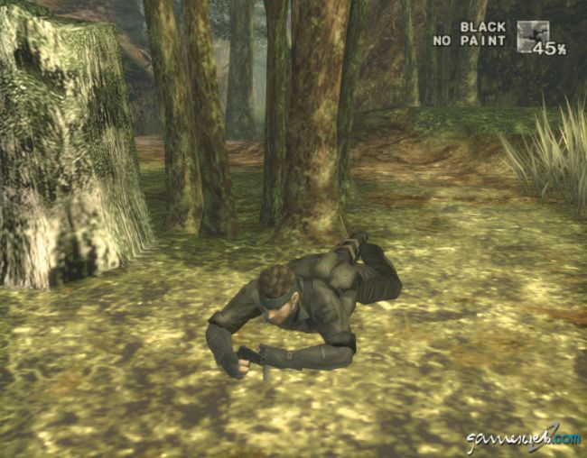 Metal Gear Solid 3: Snake Eater  Archiv - Screenshots - Bild 77