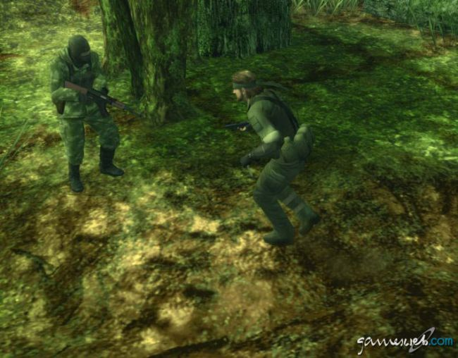 Metal Gear Solid 3: Snake Eater  Archiv - Screenshots - Bild 51