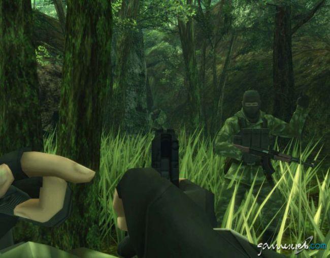 Metal Gear Solid 3: Snake Eater  Archiv - Screenshots - Bild 58
