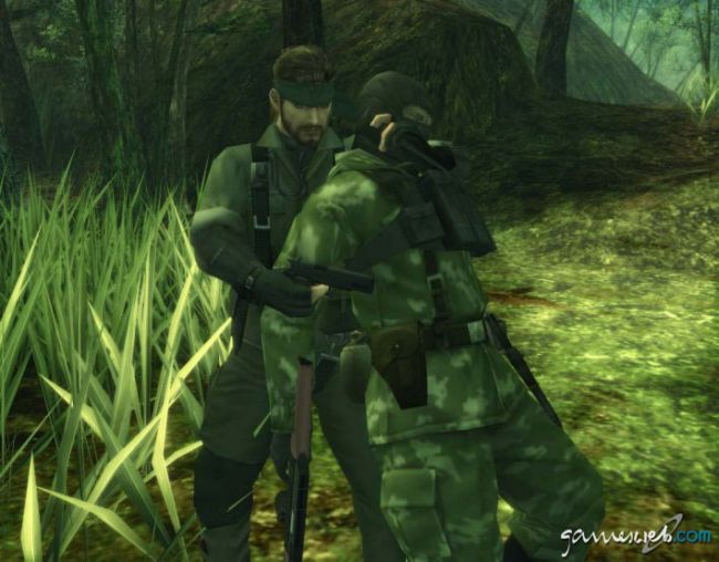 Metal Gear Solid 3: Snake Eater  Archiv - Screenshots - Bild 65