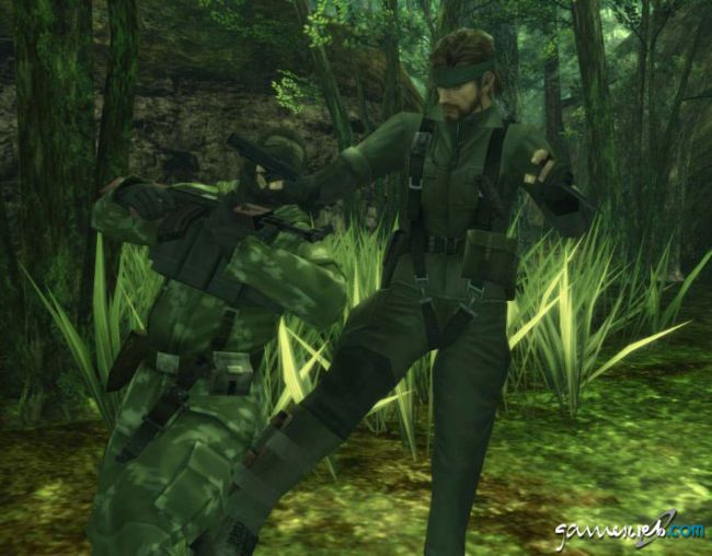 Metal Gear Solid 3: Snake Eater  Archiv - Screenshots - Bild 62