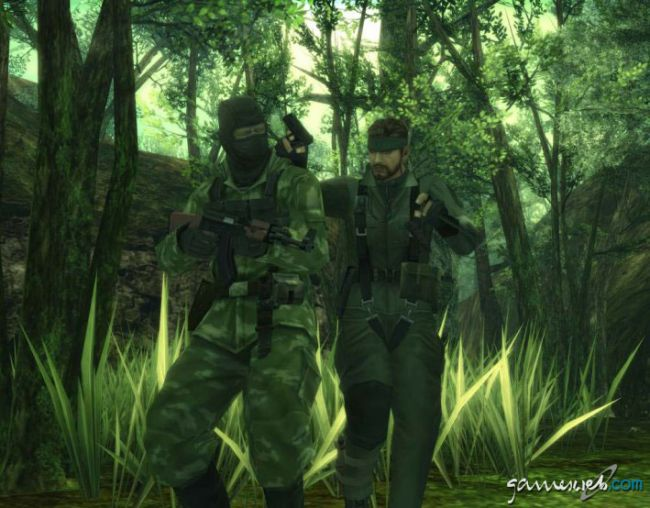 Metal Gear Solid 3: Snake Eater  Archiv - Screenshots - Bild 68