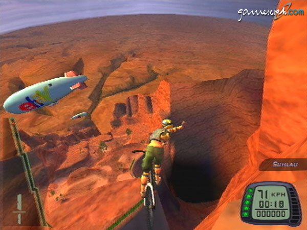 Downhill Domination - Screenshots - Bild 10