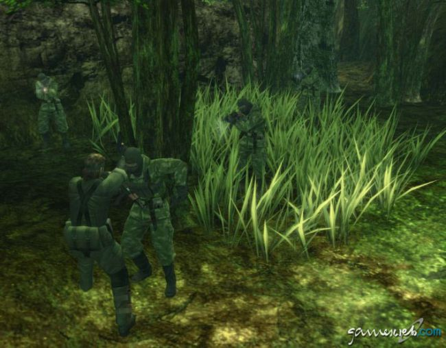 Metal Gear Solid 3: Snake Eater  Archiv - Screenshots - Bild 55