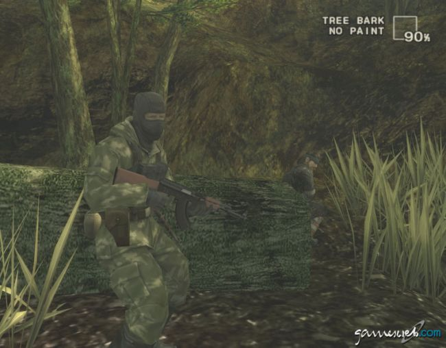 Metal Gear Solid 3: Snake Eater  Archiv - Screenshots - Bild 92