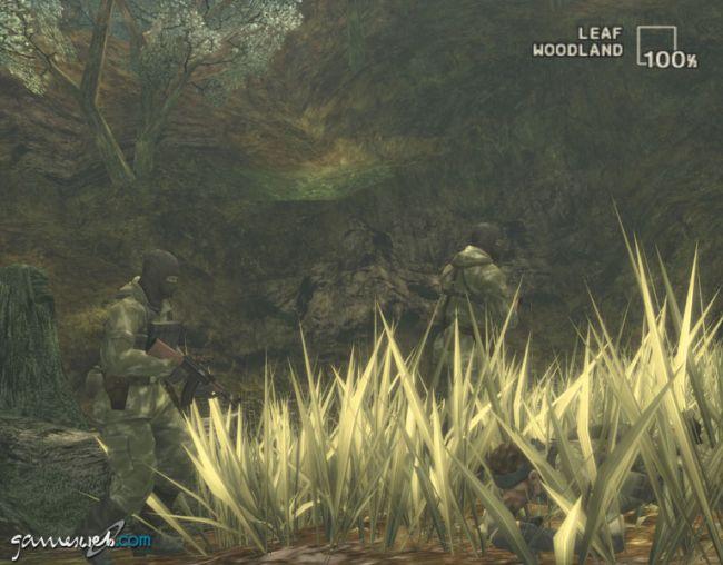 Metal Gear Solid 3: Snake Eater  Archiv - Screenshots - Bild 88