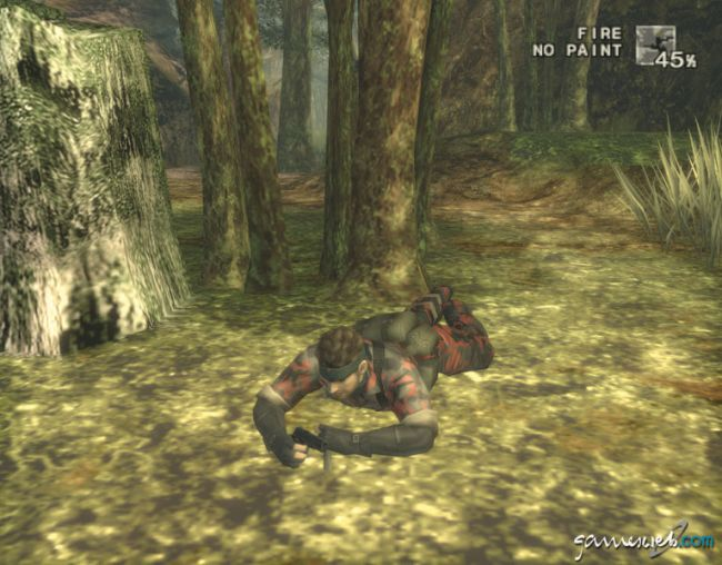 Metal Gear Solid 3: Snake Eater  Archiv - Screenshots - Bild 80
