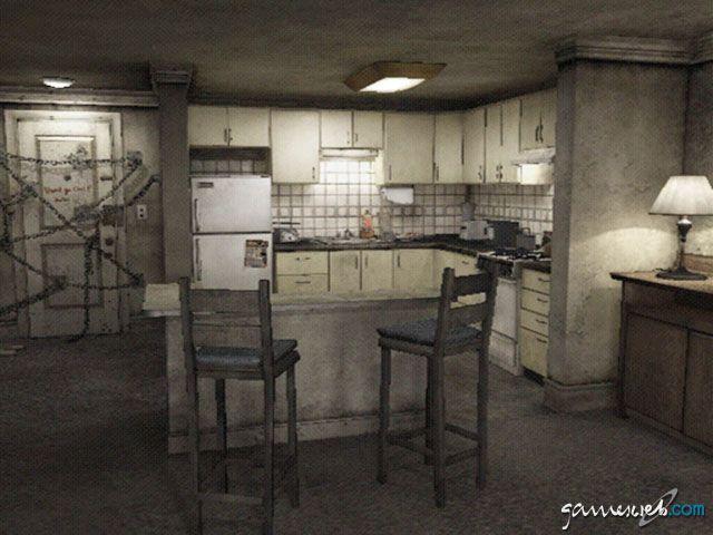 Silent Hill 4: The Room  Archiv - Screenshots - Bild 35