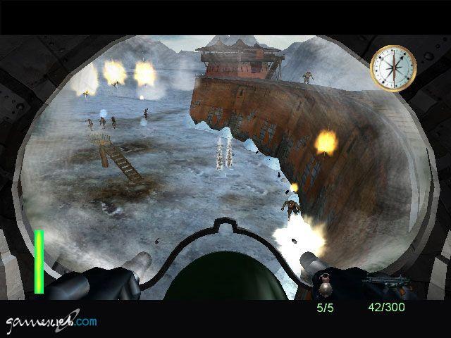 Armed & Dangerous - Screenshots - Bild 4