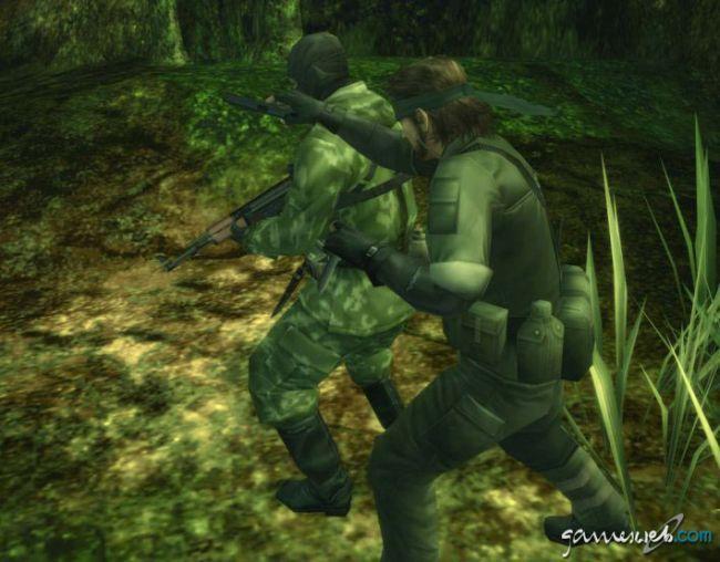 Metal Gear Solid 3: Snake Eater  Archiv - Screenshots - Bild 67