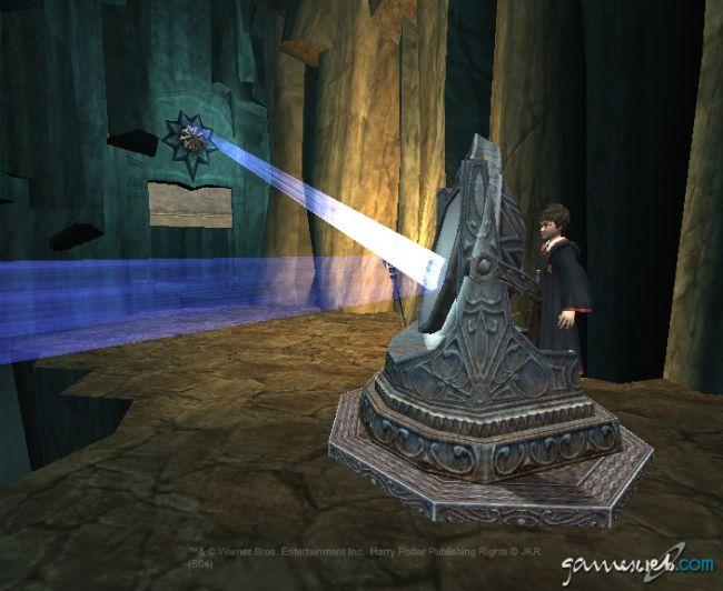 Harry Potter und der Gefangene von Askaban  Archiv - Screenshots - Bild 2