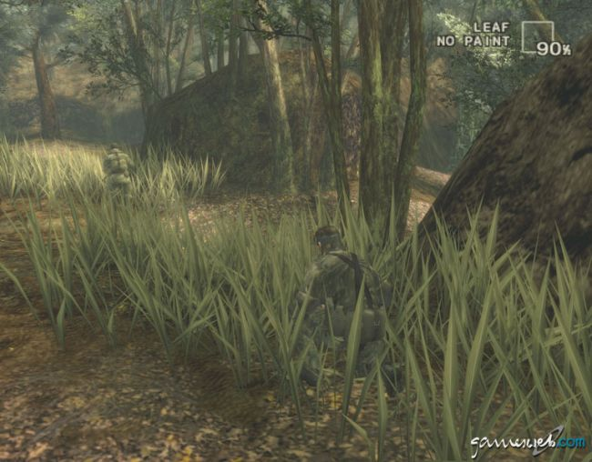 Metal Gear Solid 3: Snake Eater  Archiv - Screenshots - Bild 89
