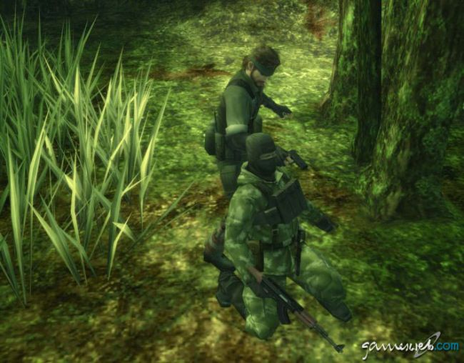Metal Gear Solid 3: Snake Eater  Archiv - Screenshots - Bild 71