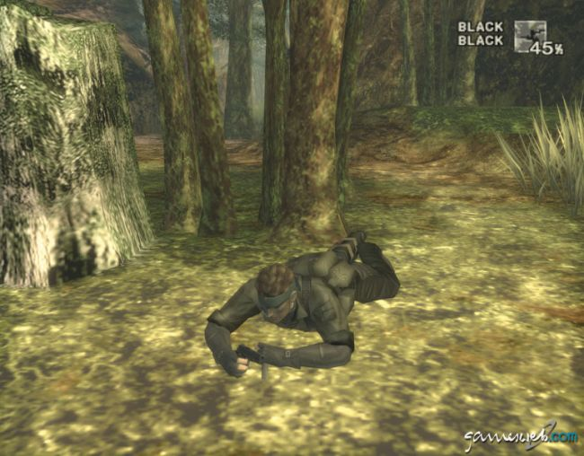 Metal Gear Solid 3: Snake Eater  Archiv - Screenshots - Bild 78