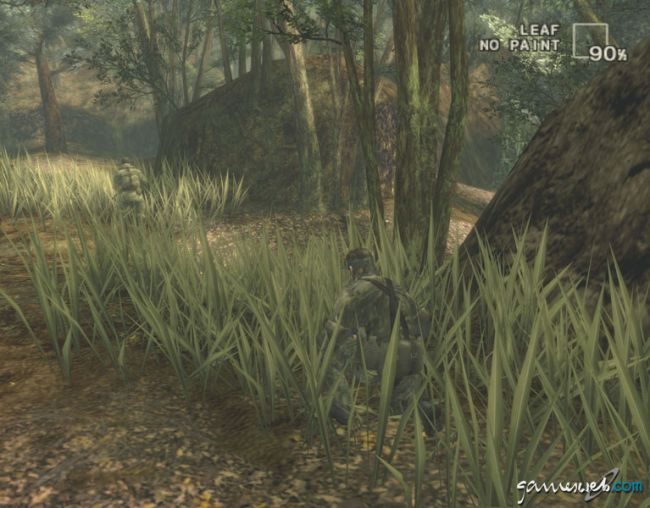 Metal Gear Solid 3: Snake Eater  Archiv - Screenshots - Bild 86