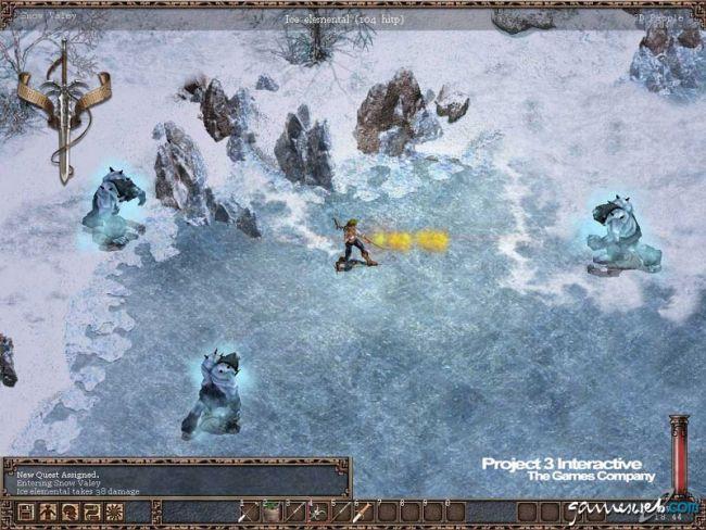 Kult: Heretic Kingdoms  Archiv - Screenshots - Bild 20