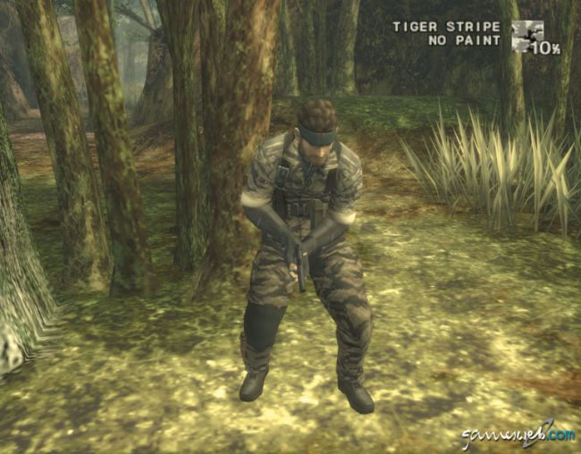 Metal Gear Solid 3: Snake Eater  Archiv - Screenshots - Bild 97