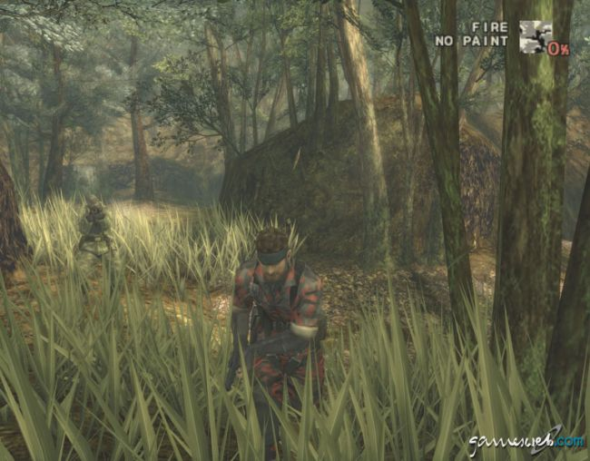 Metal Gear Solid 3: Snake Eater  Archiv - Screenshots - Bild 87