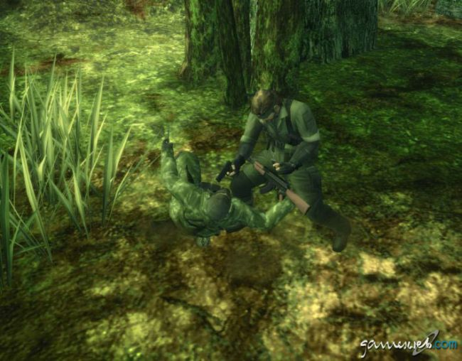 Metal Gear Solid 3: Snake Eater  Archiv - Screenshots - Bild 54