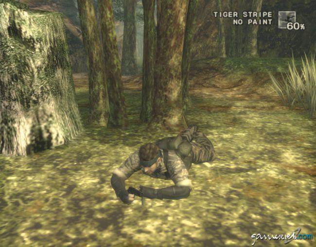 Metal Gear Solid 3: Snake Eater  Archiv - Screenshots - Bild 73