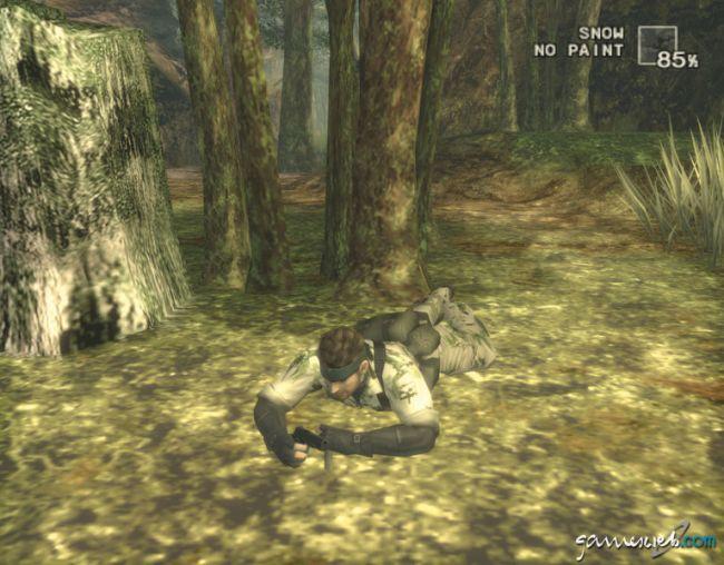 Metal Gear Solid 3: Snake Eater  Archiv - Screenshots - Bild 79