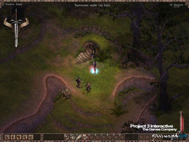 Kult: Heretic Kingdoms  Archiv - Screenshots - Bild 11