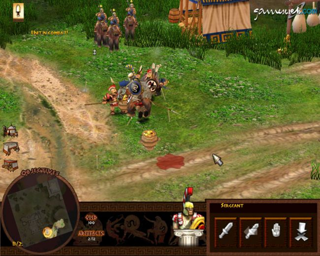 Battle for Troy  Archiv - Screenshots - Bild 3