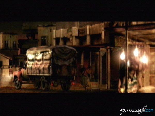Tom Clancy's Splinter Cell: Pandora Tomorrow - Screenshots - Bild 2