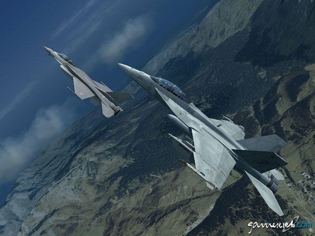 Ace Combat: Squadron Leader  Archiv - Screenshots - Bild 43